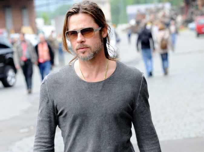 Brad Pitt : il achète une moto 125cm3 à son fils de 11 ans !