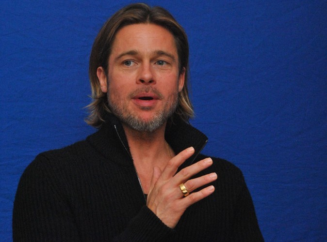 Brad Pitt : on le traite comme un terroriste !
