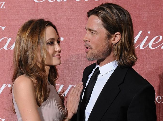 Brad Pitt : pour la St-Valentin, il offre un cadeau bien senti à Angie !
