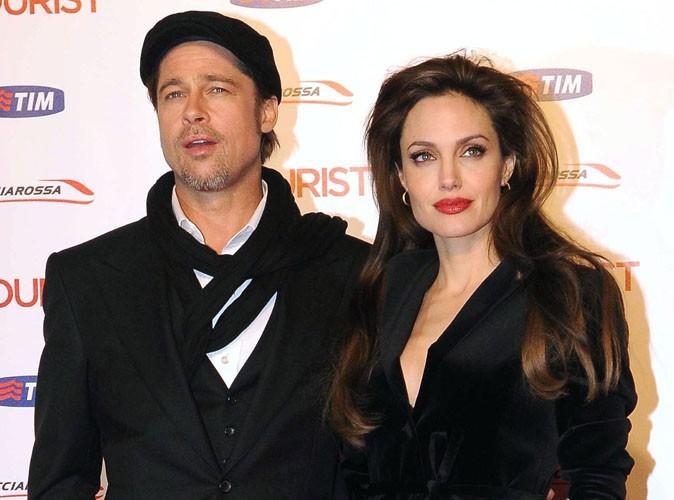 Brad Pitt soupçonné d'adultère...Totalement faux !