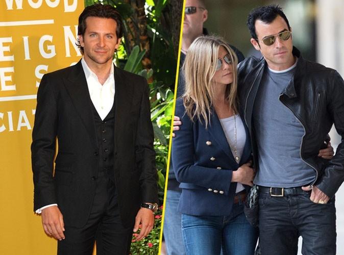 Bradley Cooper est ravi du bonheur de Jennifer Aniston et Justin Theroux !