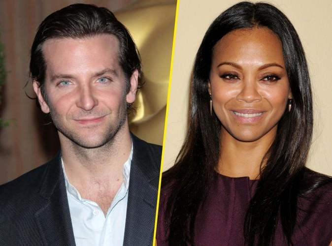 Bradley Cooper : sa maman ne veut pas qu'il se remette avec Zoe Saldana !