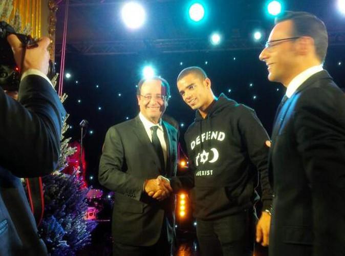 Brahim Zaibat : l'ex boyfriend de Madonna est à l'Elysée au côté de François Hollande !