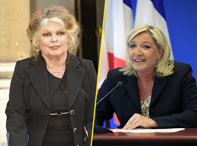 """Brigitte Bardot : """"Ce que Marine Le Pen a de plus ? Une paire de couilles !"""""""