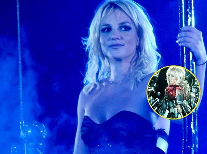 Britney dévoile une photo de son nouveau clip !