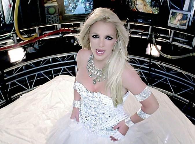 Britney Spears dévoile un extrait d'un de ses nouveaux titres, 'I Wanna Go' !