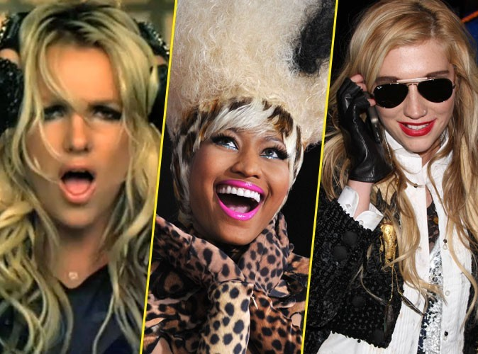 Britney Spears partage le remix de Till The World Ends avec Nicki Minaj et Kesha !