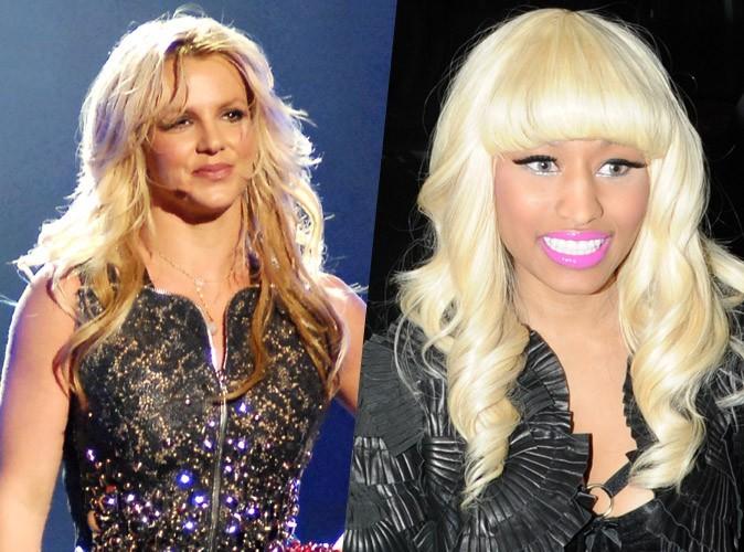 Britney Spears : Pour remplacer Enrique Iglesias, elle veut Nicki Minaj ! Et elle l'a eue...