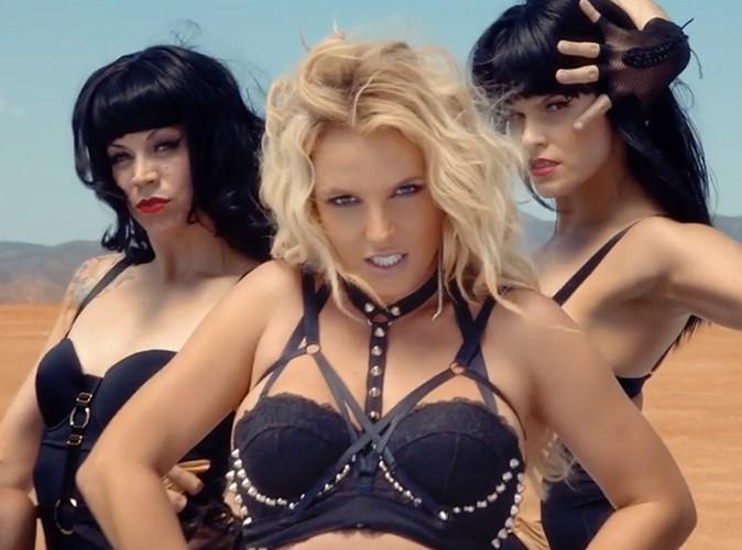 """Britney Spears : son nouveau clip """"Work Bitch"""" est en ligne !"""