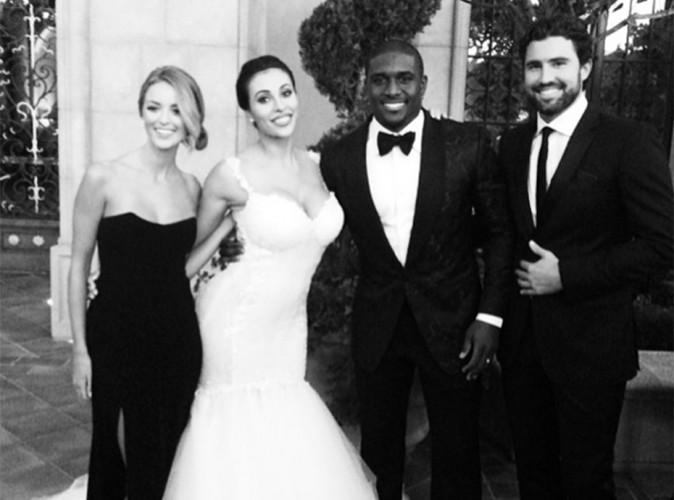 Brody Jenner : absent au mariage de Kim Kardashian mais bel et bien présent à celui de Reggie Bush !