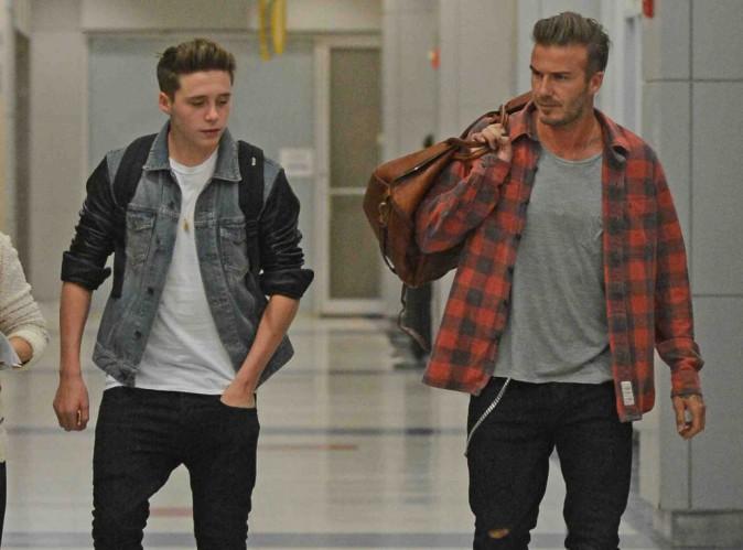 Brooklyn Beckham : sur les traces de son père, ou presque ! Il signe à Arsenal !