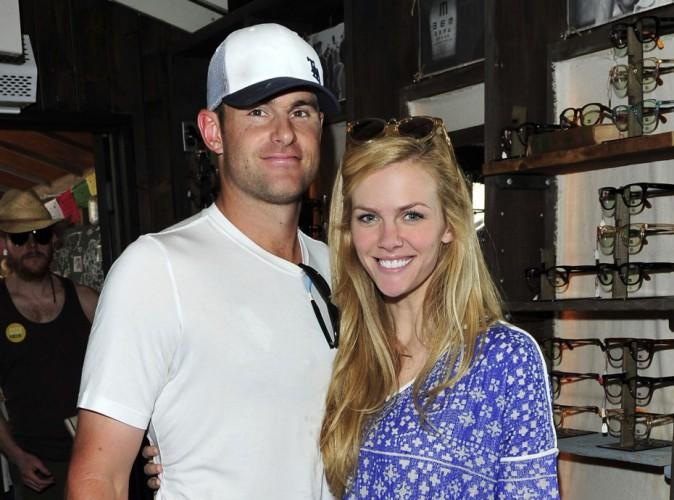 Brooklyn Decker : Le mannequin et son chéri Andy Roddick accueillent leur premier enfant!