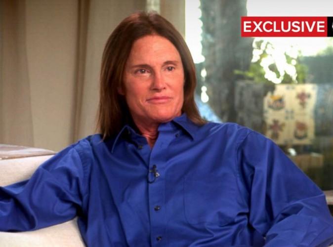 """Bruce Jenner : désormais, vous pouvez l'appeler """"elle"""" !"""