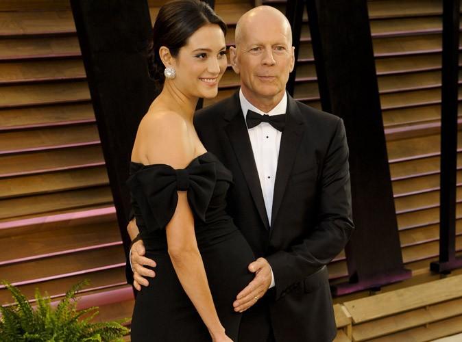 Bruce Willis : de nouveau papa d'une petite fille !