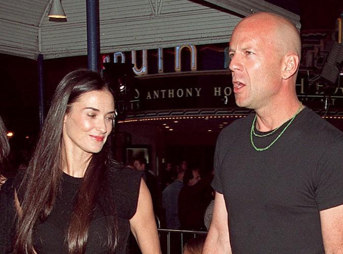 Bruce Willis : toujours présent lorsqu'il s'agit de soutenir la mère de ses filles !