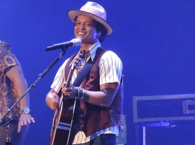 Bruno Mars : le chanteur annonce deux nouveaux concerts en France !