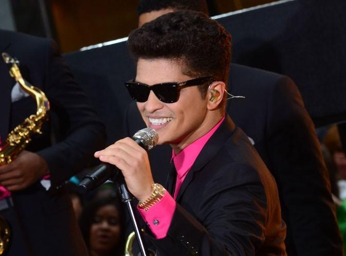 Bruno Mars sur la BO de Twilight : Révélation !