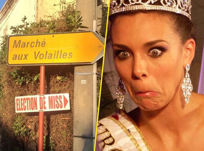 Buzz : Les futures Miss France rivalisent avec des dindes !
