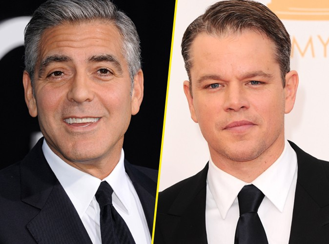Buzz : Matt Damon rejoint George Clooney pour la nouvelle pub Nespresso ! What else ?