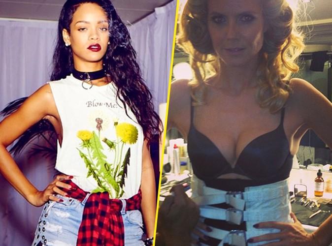 Buzz : Rihanna, Heidi Klum, Miranda Kerr ... Elles ont toutes des assistants Instagram !