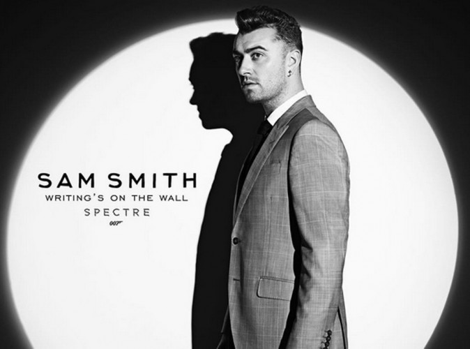 C'est officiel, Sam Smith chantera bien la BO du prochain James Bond !