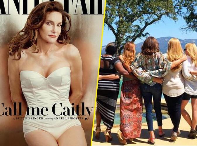 Caitlyn Jenner : une femme décomplexée avec sa bande de copines !