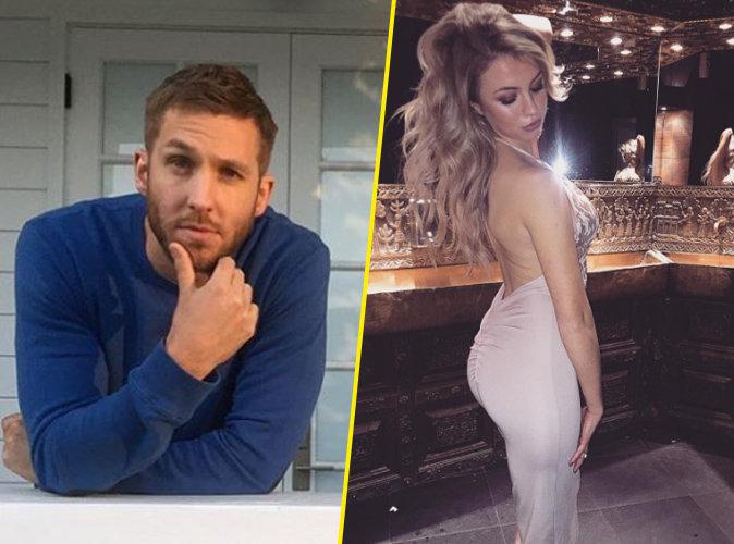 Calvin Harris : d�couvrez la star de t�l� r�alit� qui lui fait oublier Taylor ...