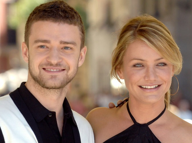 """Cameron Diaz : """"Travailler avec mon ex Justin Timberlake n'était pas une chose incroyable"""" !"""