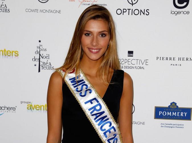 Camille Cerf : Miss France 2015 s'engage pour la lutte contre le cancer !