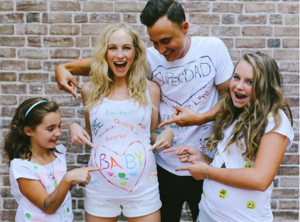 Candice Accola : La star de Vampire Diaries attend son premier enfant !