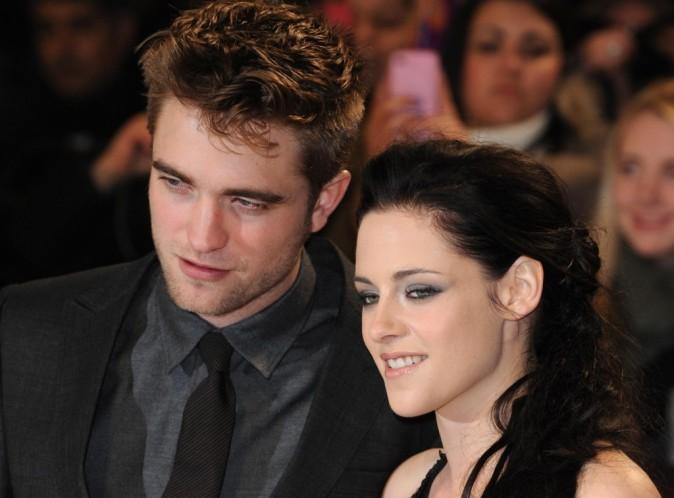 Cannes 2012 : Kristen Stewart et Robert Pattinson : pris en flagrant délit de bisous d'amour !