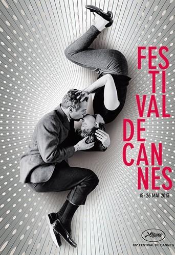 Cannes 2013 : l'affiche du festival enfin révélée !