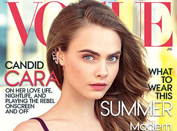 Cara Delevingne : rajeunie pour Vogue elle officialise enfin sa girlfriend !