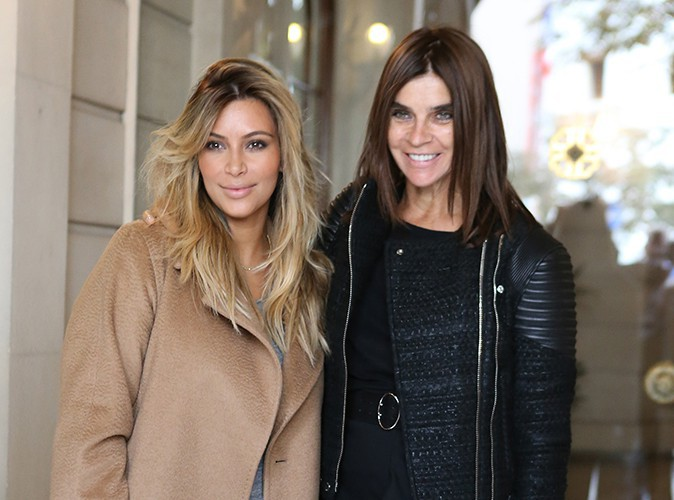 """Carine Roitfeld : """"J'aime que tout le monde déteste Kim Kardashian sans trop savoir pourquoi !"""""""