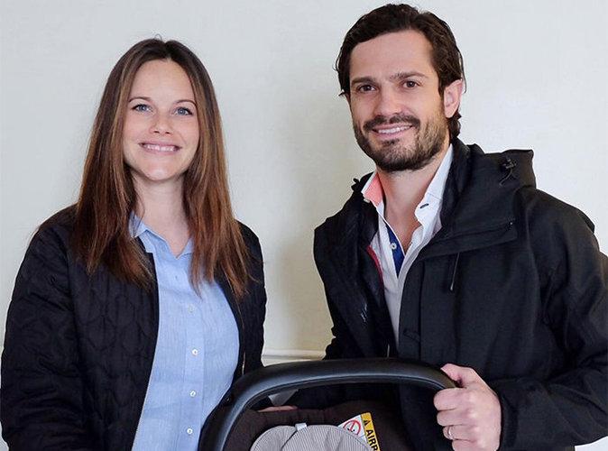 Carl Philip et Sofia de Suède ont trouvé un nom à leur petit garçon !