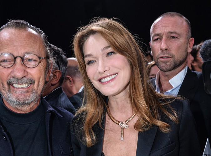 "Carla Bruni : ""J'aimerais faire un one-woman show !"""
