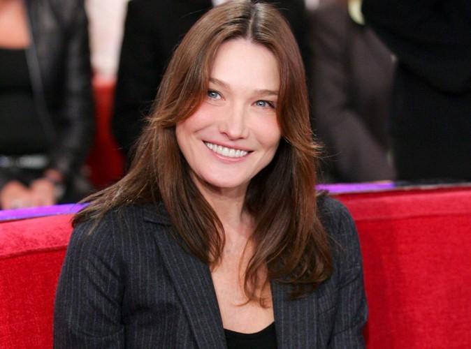 Carla Bruni : sa grossesse confirmée par son beau-père ! (réactualisé)