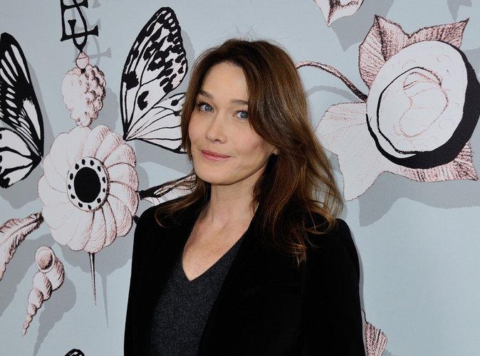 Carla Bruni-Sarkozy a repris le chemin des studios