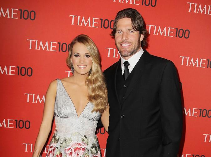 Carrie Underwood : la chanteuse américaine attend son premier enfant !