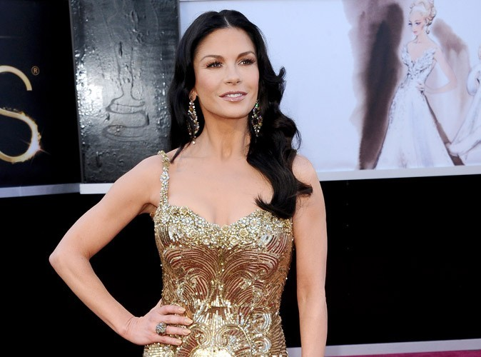 Catherine Zeta-Jones : nouvelle hospitalisation en clinique psy !