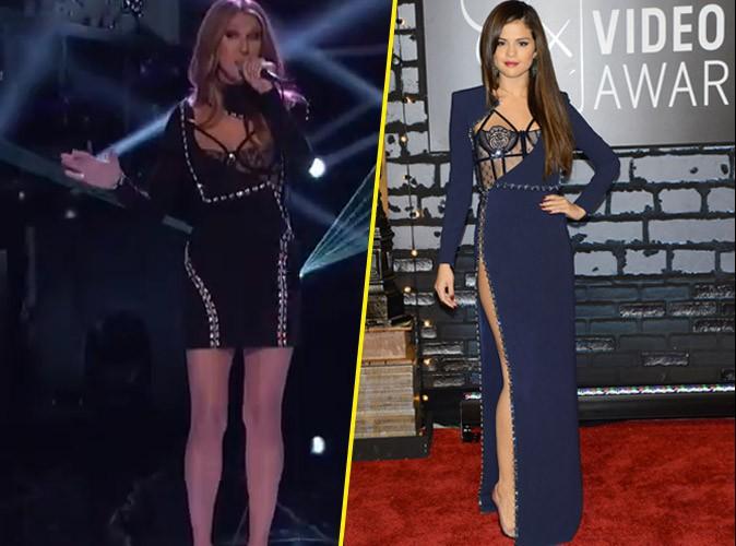 Céline Dion : hot, hot, hot, elle copie le style de Selena Gomez !