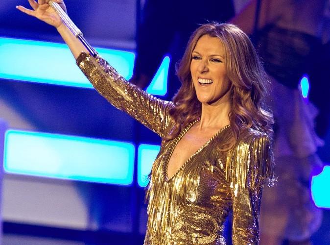 Céline Dion : la diva hyper-sexy s'affiche en mode topless !