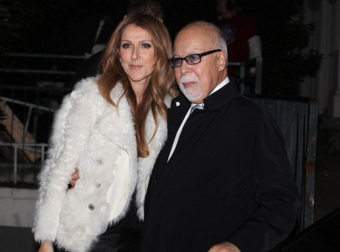 Céline Dion prépare les obsèques de son mari René Angélil