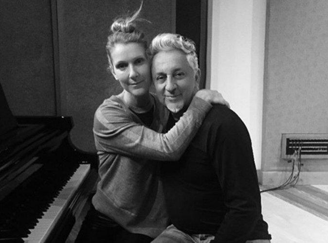 Céline Dion : un mois après le drame, la diva retrouve le chemin des studios