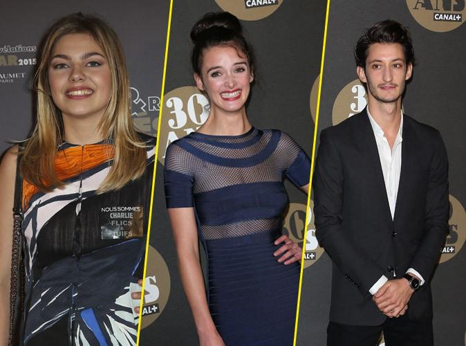 César 2015 : Louane, Charlotte Le Bon, Pierre Niney : leurs réactions après leur nomination !