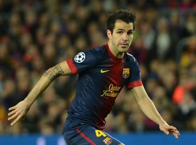 Cesc Fabregas : le joueur de foot est devenu papa pendant le match Barcelone-PSG !