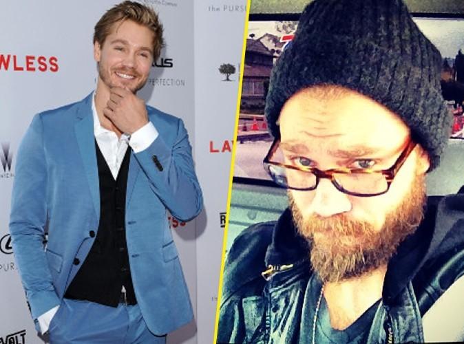 Chad Michael Murray : le beau gosse des Frères Scott métamorphosé... et pas en bien !