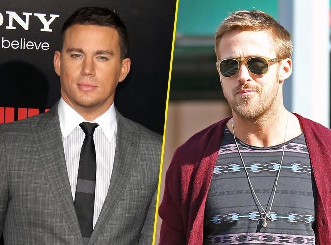 Channing Tatum : Ryan Gosling embrasse mieux que lui ?