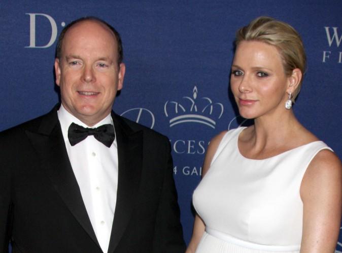 Charlène de Monaco : le jour où le prince Albert a su pour les jumeaux !