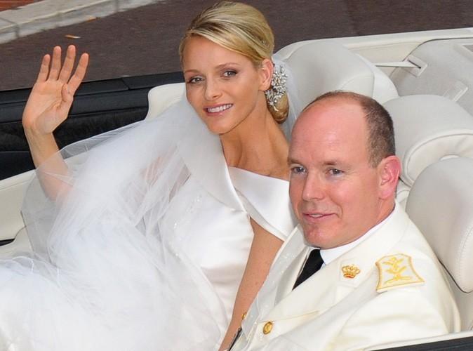 Charlene Wittstock et le Prince Albert : pas de bisou, hôtels séparés…de l'eau dans le gaz pour les jeunes mariés ?